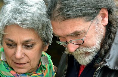 Антония и Димчо Димчовски - две дихания в едно. За вярата, любовта и изкуството, 2 част
