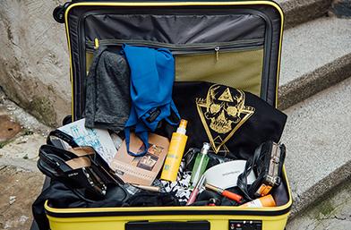 Editors' Choice: Моят куфар за един дълъг летен уикенд. Лятото на 2016 на Александра