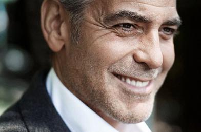 Men's exhibit: Клуни, великолепният, очарователният, неустоимият...