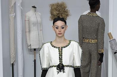 Седмица на висшата мода в Париж: Chanel Haute Couture, Есен 2016