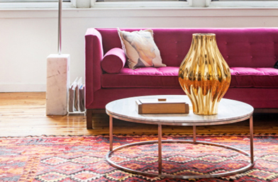 Дизайн за вдъхновение: Обсесия в розово