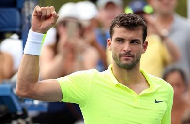 Гледайте първия мач на Григор Димитров - директно от Рио