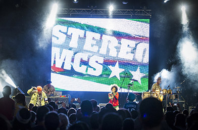 STEREO MC'S нагорещиха Lidl Grill Fest