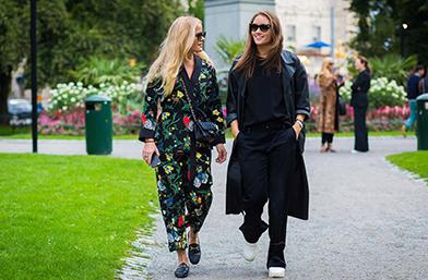 Street Style вдъхновения... Най-доброто от Седмицата на модата в Стокхолм