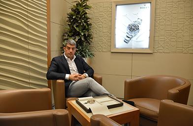 Класа отвъд времето: Ашод Шакарян и света на Rolex
