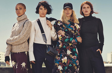 #Ladylike - есенна ода за женствеността от H&M