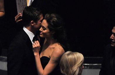 45 кадъра, заради които не можем да прежалим Анджелина и Брад