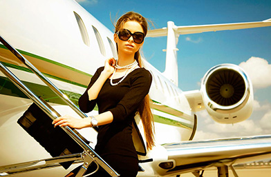 Хубава кожа за пътуващи момичета - най-важните правила!