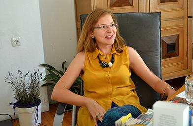 SUCCESS&THE CITY: Мария Методиева