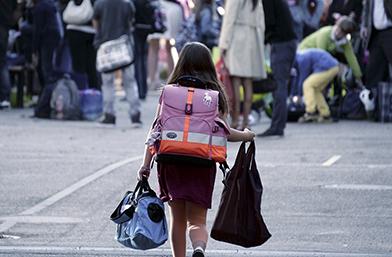 10 лесни правила за комфорт на децата с ученическа чанта