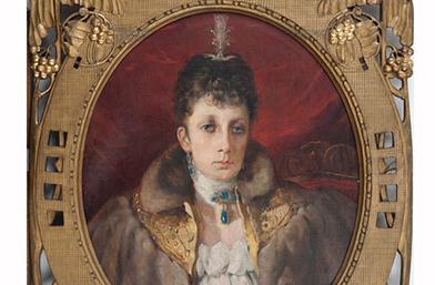Българският чех Иван Мърквичка омагьосва Прага в изложба посветена на 160 години от рождението на художника