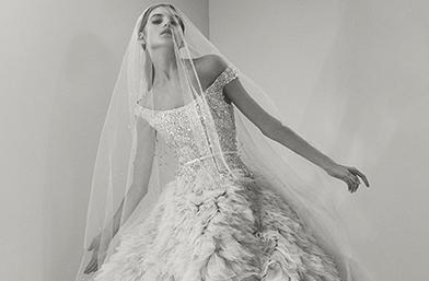 Bride Fall 2017: Драматичното съвършенство на Elie Saab