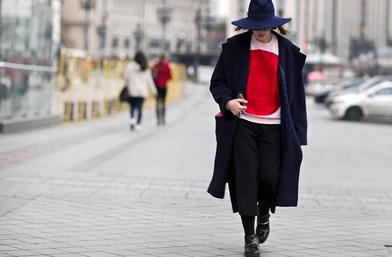 Street style вдъхновения: Oh, those Russians!