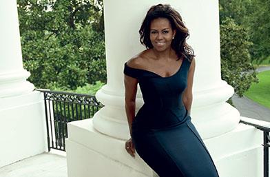 Мишел Обама x Vogue