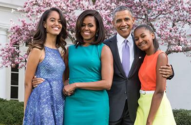 Барак Обама излезе от Белия дом и стъпи в своя! Вижте го отвътре!