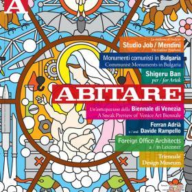 Комикс на Георги Господинов и Никола Тороманов-Фичо в ABITARE Италия