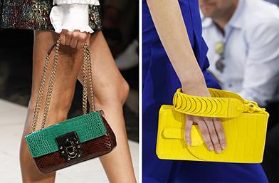 MFW: Чантите на италианските майстори