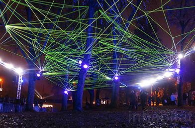 Ослепителният Glow Festival в Айндховен