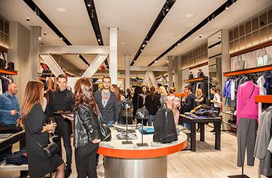 ARMANI EXCHANGE откри първия си магазин в България