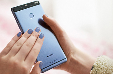 Синьо царство с Huawei P9