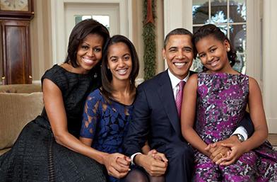 Дъщерите на Обама: Еволюция на стила в 30 кадъра