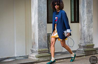 Fashion Starter: Жан Куамми - екзотичното име, зад което стои жена със стил
