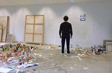Art Act: Абстрактният минимализъм на Давид Островски