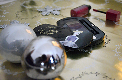 Test Drive: Коледа, нежност, Bourjois