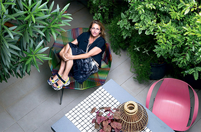 Дизайн за вдъхновение: В дома на дизайнерката Патриция Уркиола