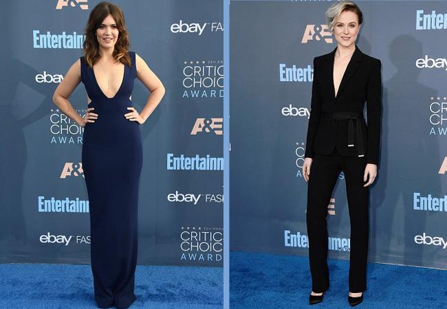 Синият килим на Critics Choice Awards. Редакторите гласуват по съвест, вижте кой печели!