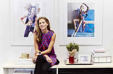 Art Act: Марина Лароуде, красивата бразилка начело на Barneys и Teen Vogue