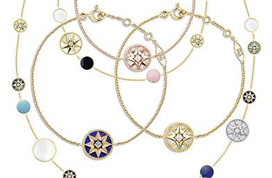 Роза на ветровете: Символичната бижутерийна колекция на Dior