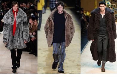Men's Exhibit: Мъжкото Палто на Зима 16/17
