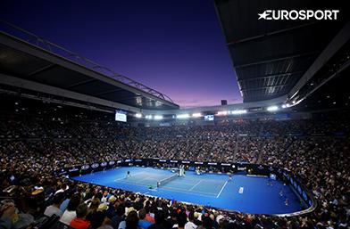 Australian Open слага началото на най-добрата тенис година в ефира на Евроспорт