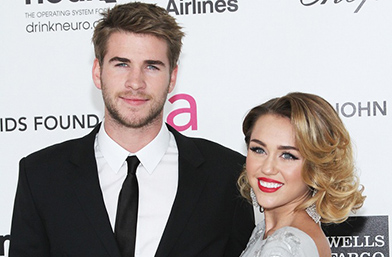 Майли и Лиъм тайно женени?