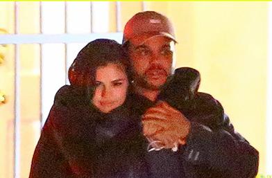 Новата звездна двойка: Селена и The Weeknd