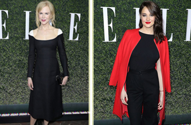 Гала вечер на списание Elle.  Редакторите гласуват по съвест, вижте кой печели!