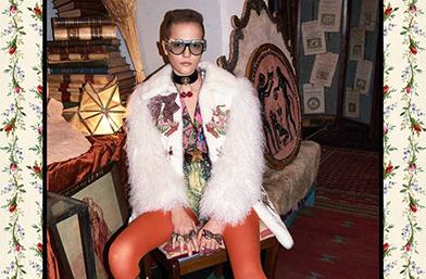 Новите колекции: Gucci Pre-Fall 2017