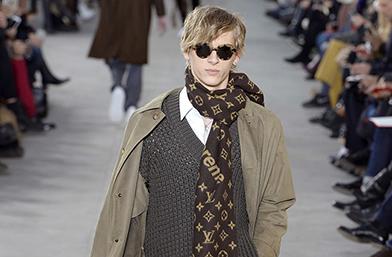 Men's Exhibit: Paris Fashion Week Men's
