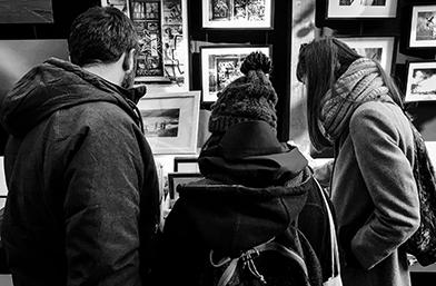 """Базар за фотография """"Облик"""" във ФотоСинтезис Арт Център през февруари"""