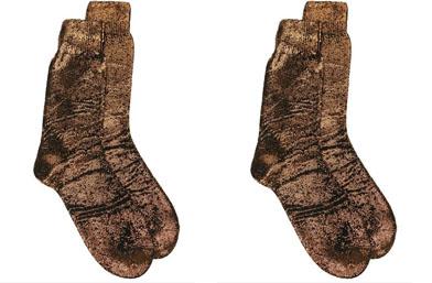 Пипи Бляскавото Чорапче