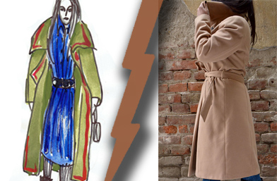 Fashion battle: Милитъри VS Classics