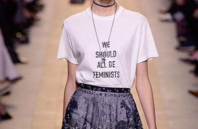 Mini Trend: Феминистка тениска