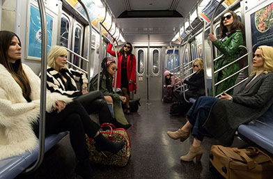 Check It Out: Кастът на Ocean's Eight