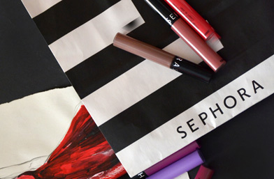 Test drive: #creamlipstain от Sephora