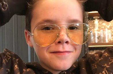 11-годишният Круз носи LOUIS VUITTON! И го носи по-добре от теб!