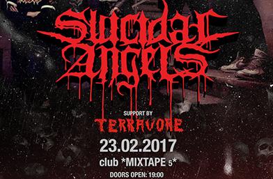 Suicidal Angels отново в София