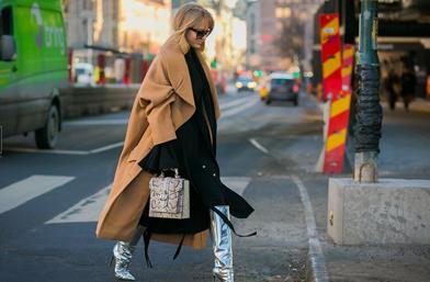 Street style вдъхновения: Седмицата на модата в Стокхолм
