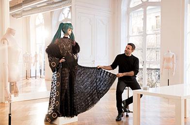 Au Revoir, Рикардо: Поглед към най-добрите дизайни на Тиши за Givenchy