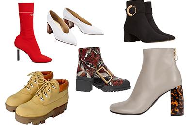 Weekend-to-do-list: Ужасно намалени много хубави обувки за ШОПИНГ